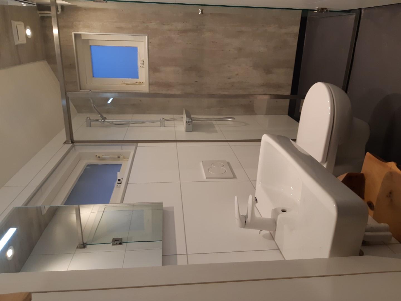 Douche & Toilet Boswei | Duinweg33 Vakantieverhuur